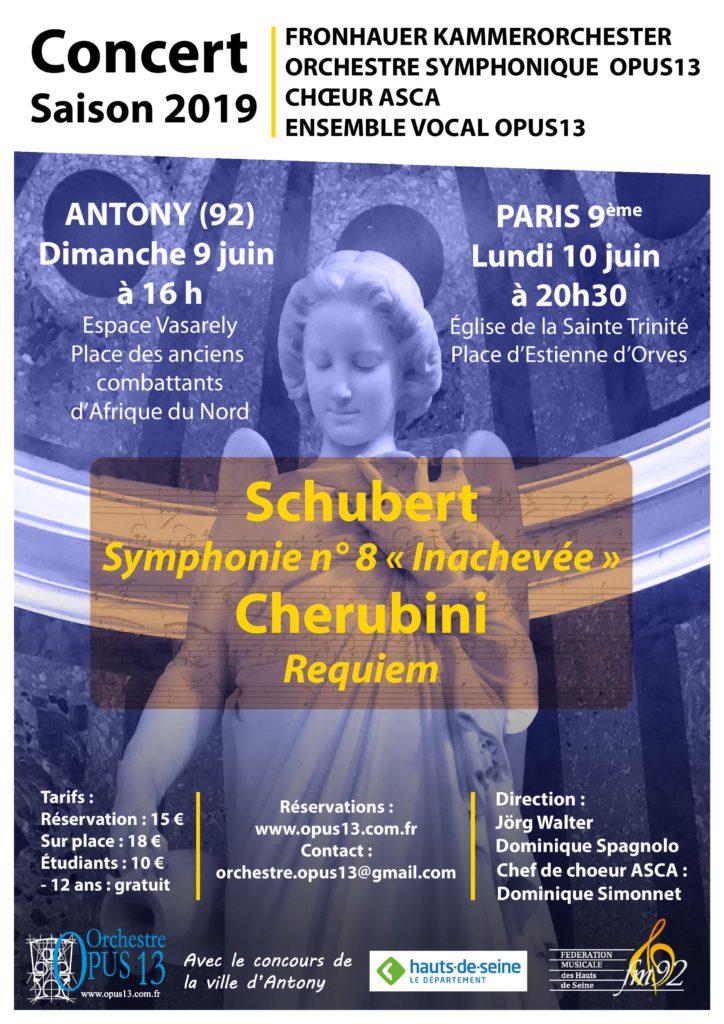 9 et 10 juin 2019 Antony - Paris